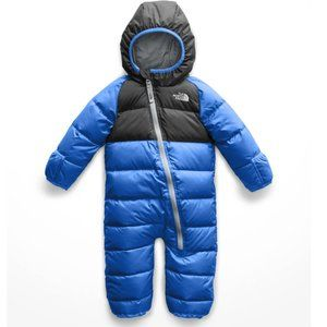 NEW North Face Infant Down Suit